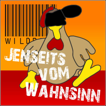 Bilndes Huhn Podcast-Cover