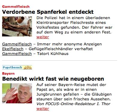 Spanferkel in Bayern