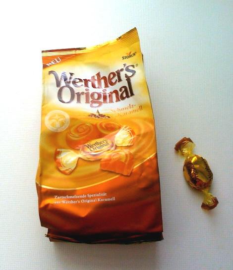 Schmelz Karamell