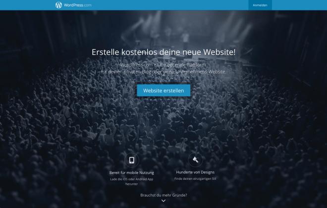 WordPress weil einfach