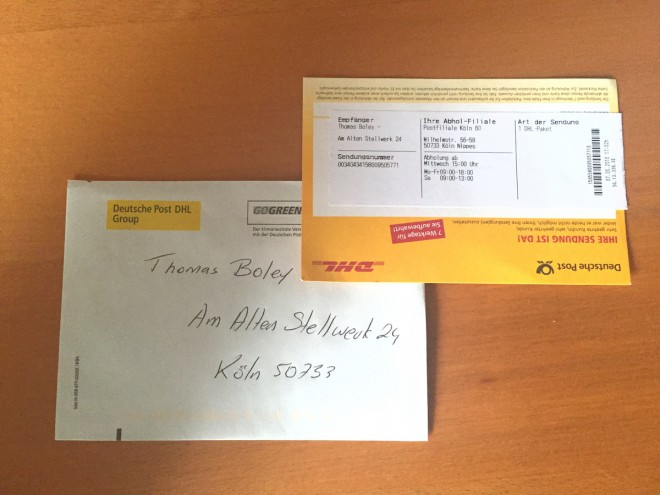 Paket-Post neu definiert