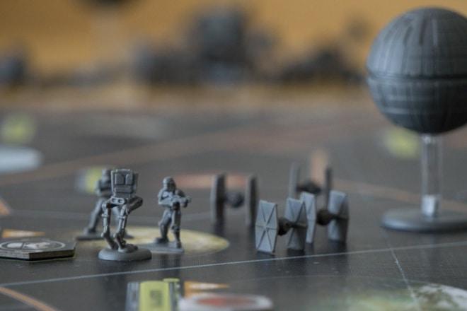 Das Imperium im Anmarsch