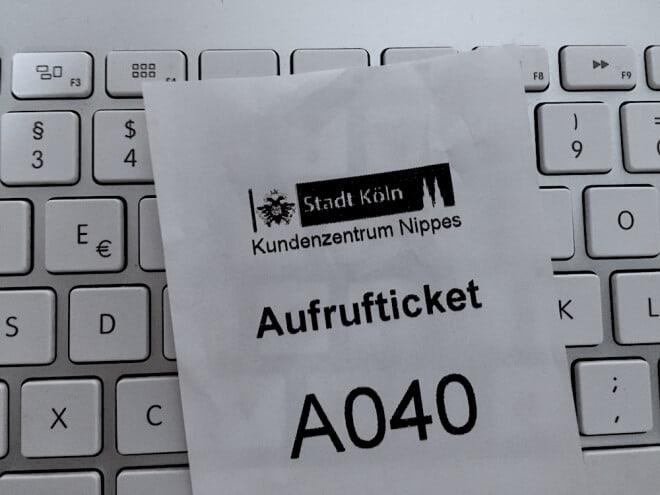 Personalausweis beantragen im Stau