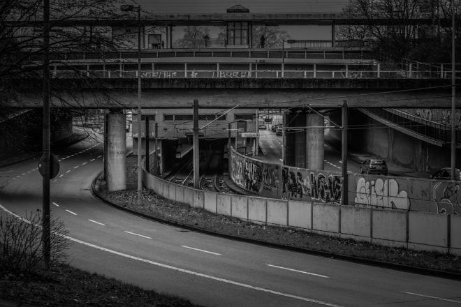 Haltestelle Geldernstraße/Parkgürtel