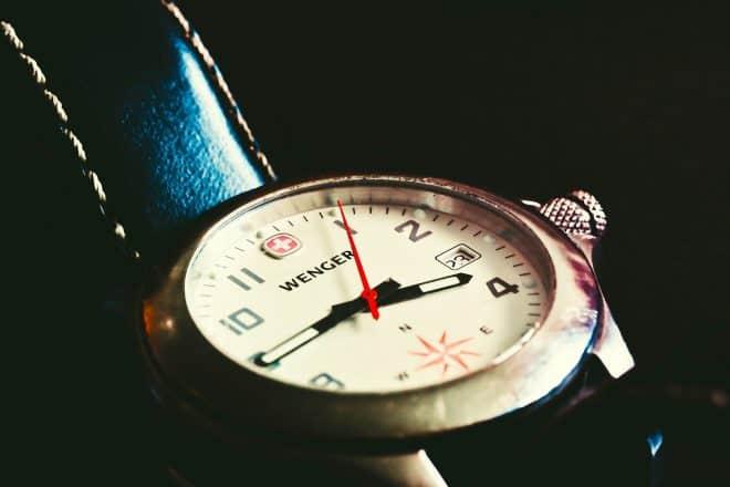 Sinn des Pünktlichkeitsziels