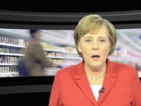 Ladenschluss f�r Merkel