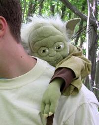 Yoda Rucksack