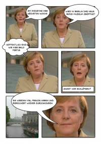 Merkel Fotostory