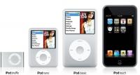 iPods Herbst 2007