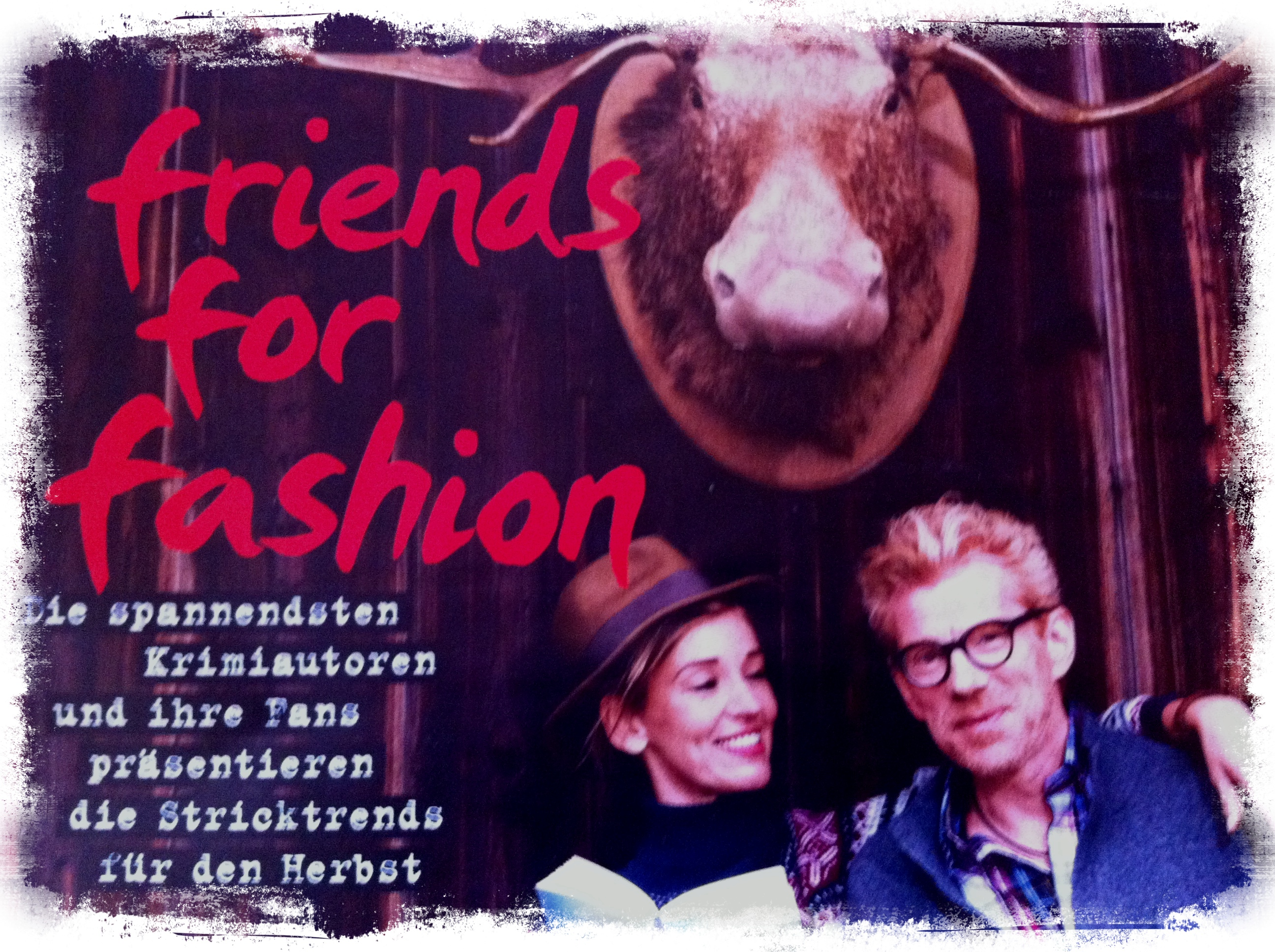Friends for fashion