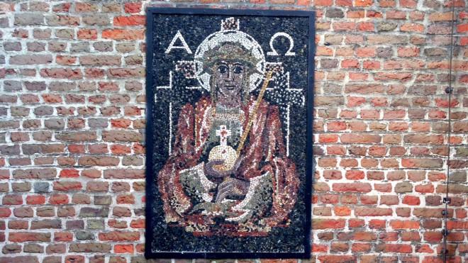 Familiengrabstätte an der Klosterkirche