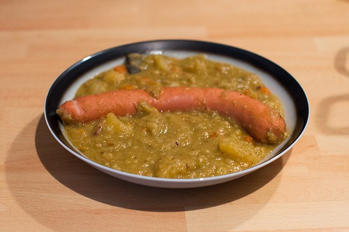 erbsensuppe photo