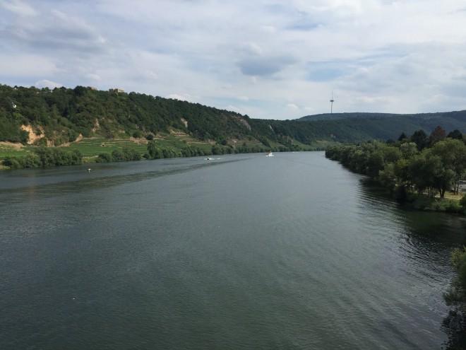 Die Donau bei Koblenz