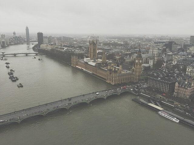 Anschlag im Herzen von London