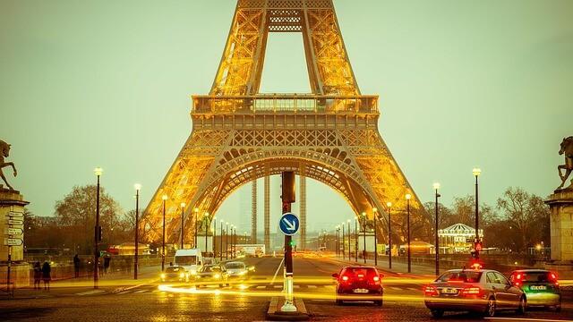 Noch alles ruhig in Frankreich