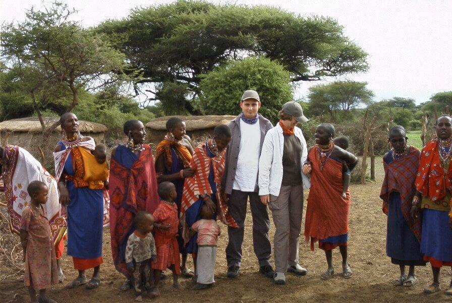 Boley in Masai Mara