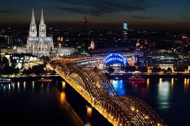 AfD Parteitag in Köln