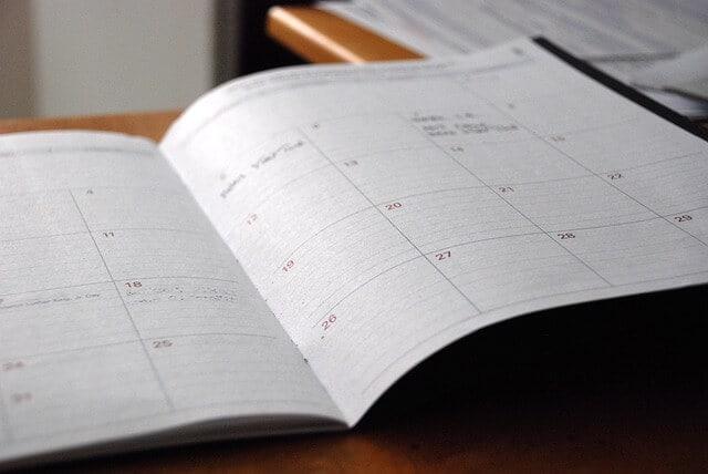 Ein verschenkter Monat im Überblick