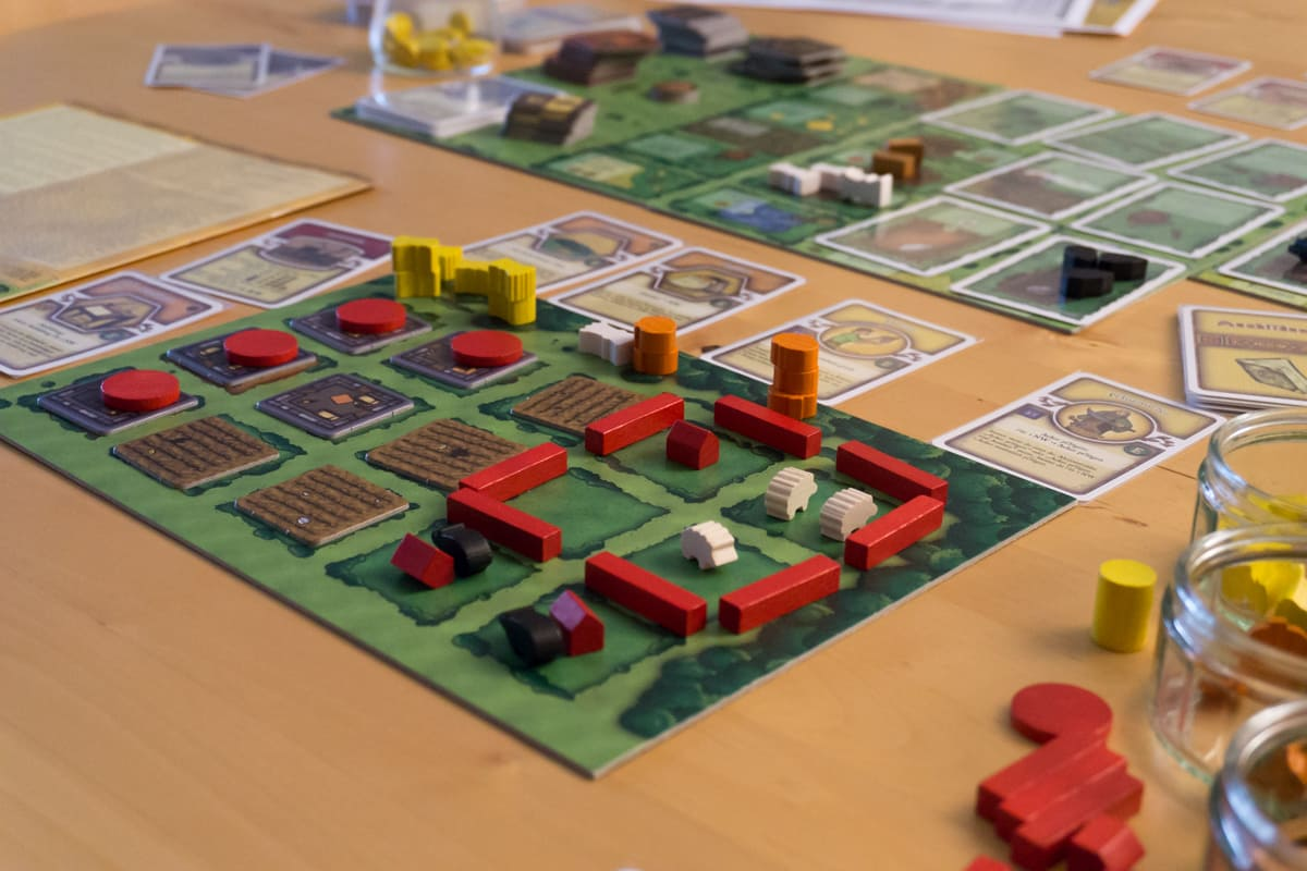 Agricola Finale