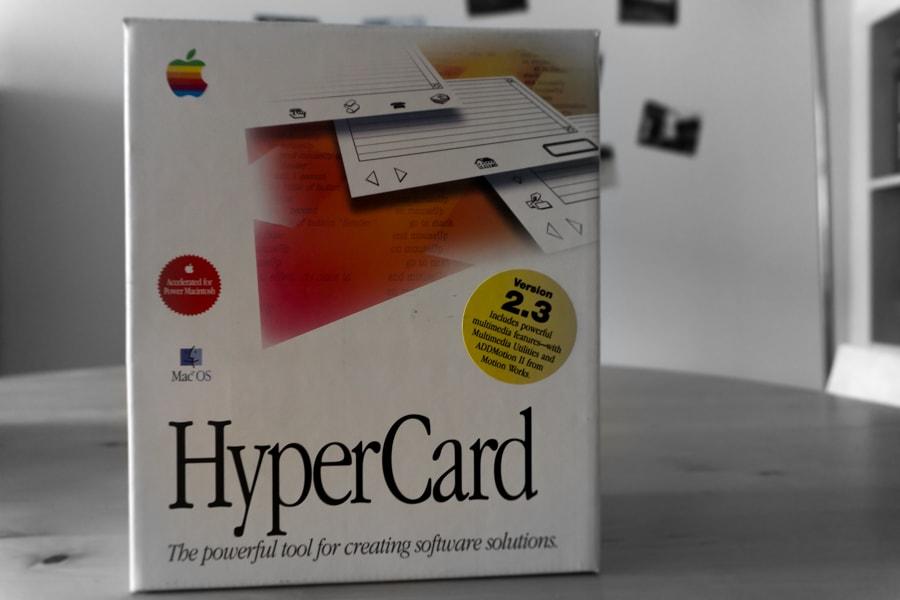 Hypercard 2.3