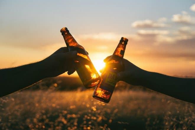Methodisch korrektes Biertrinken