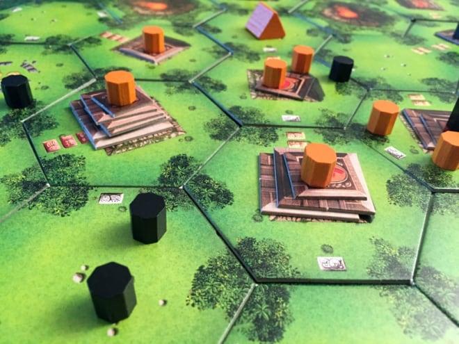 Im Dschungel von Tikal