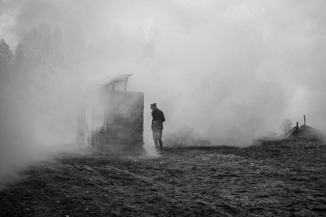 Verrat im Nebel