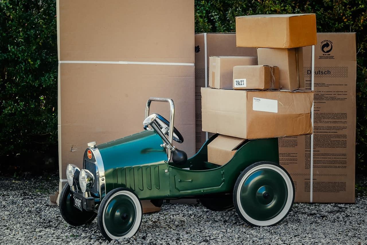 Paketdienste mit alternativer Lieferung