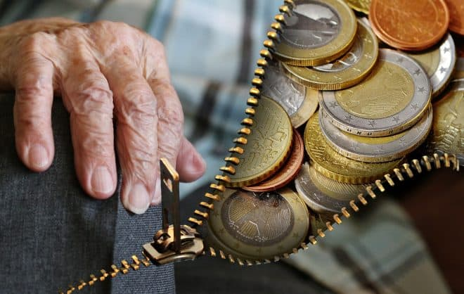 Rente als Armutsfalle