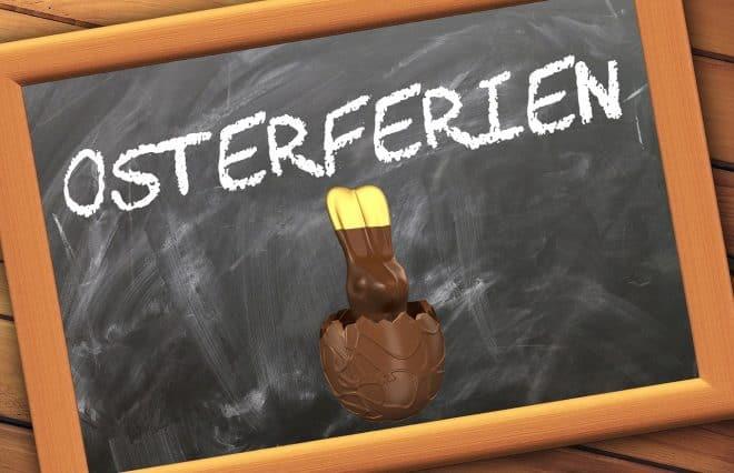 Verwendungszweck Osterferien