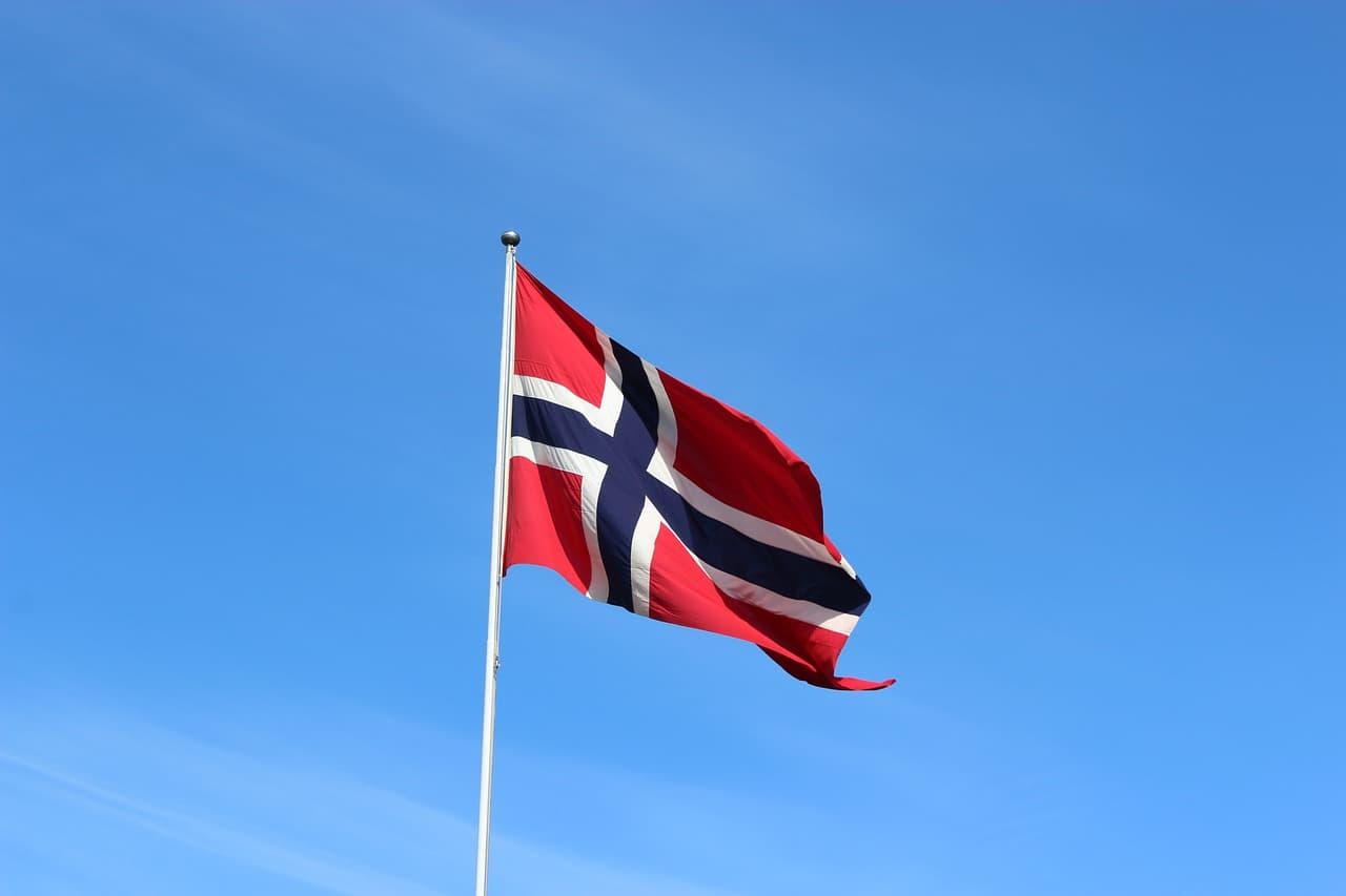 Norwegen von Russland besetzt