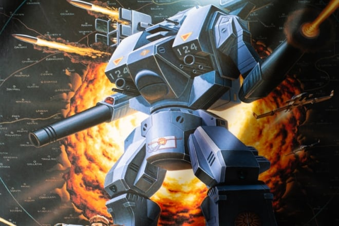 BattleTech alte Ausgabe