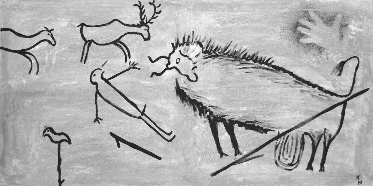 Notwendige Vorurteile in der Steinzeit