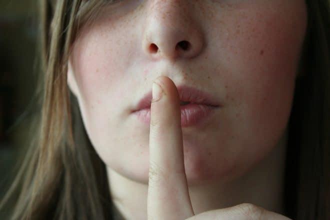 Schweigen missbraucht
