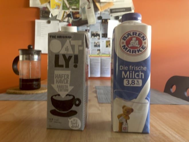 Lactoseintoleranz Ersatzprodukte