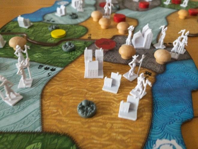 Invasoren auf Spirit Island
