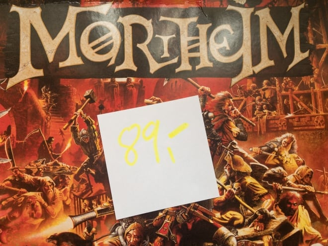 Preispolizei für Mortheim