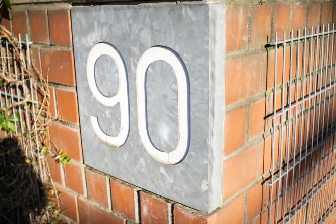 Anzahl auf dem Serienfriedhof