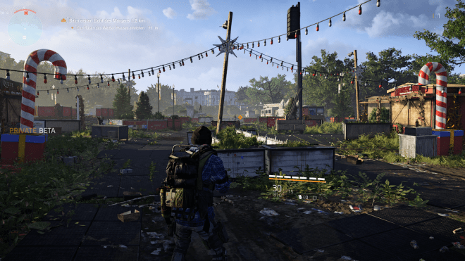 Morgenluft in The Division 2