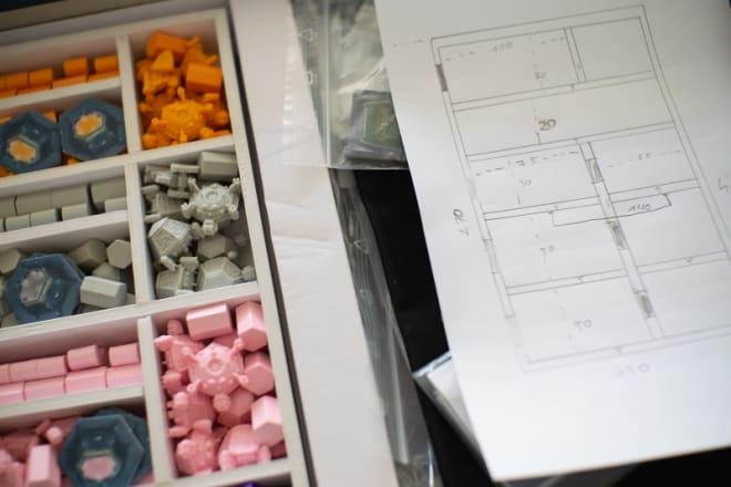 Schachteleinsätze gegen Brettspiel-Burnout