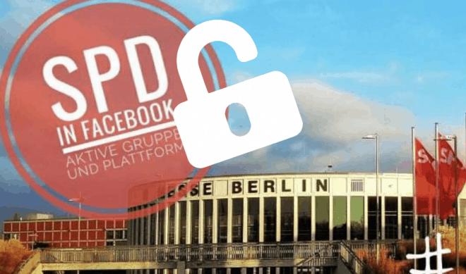 Leistungsschutzrecht bei der SPD