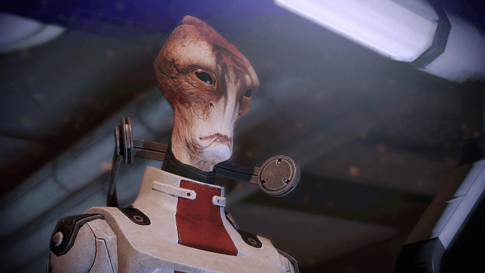 Szene aus Mass Effect 2