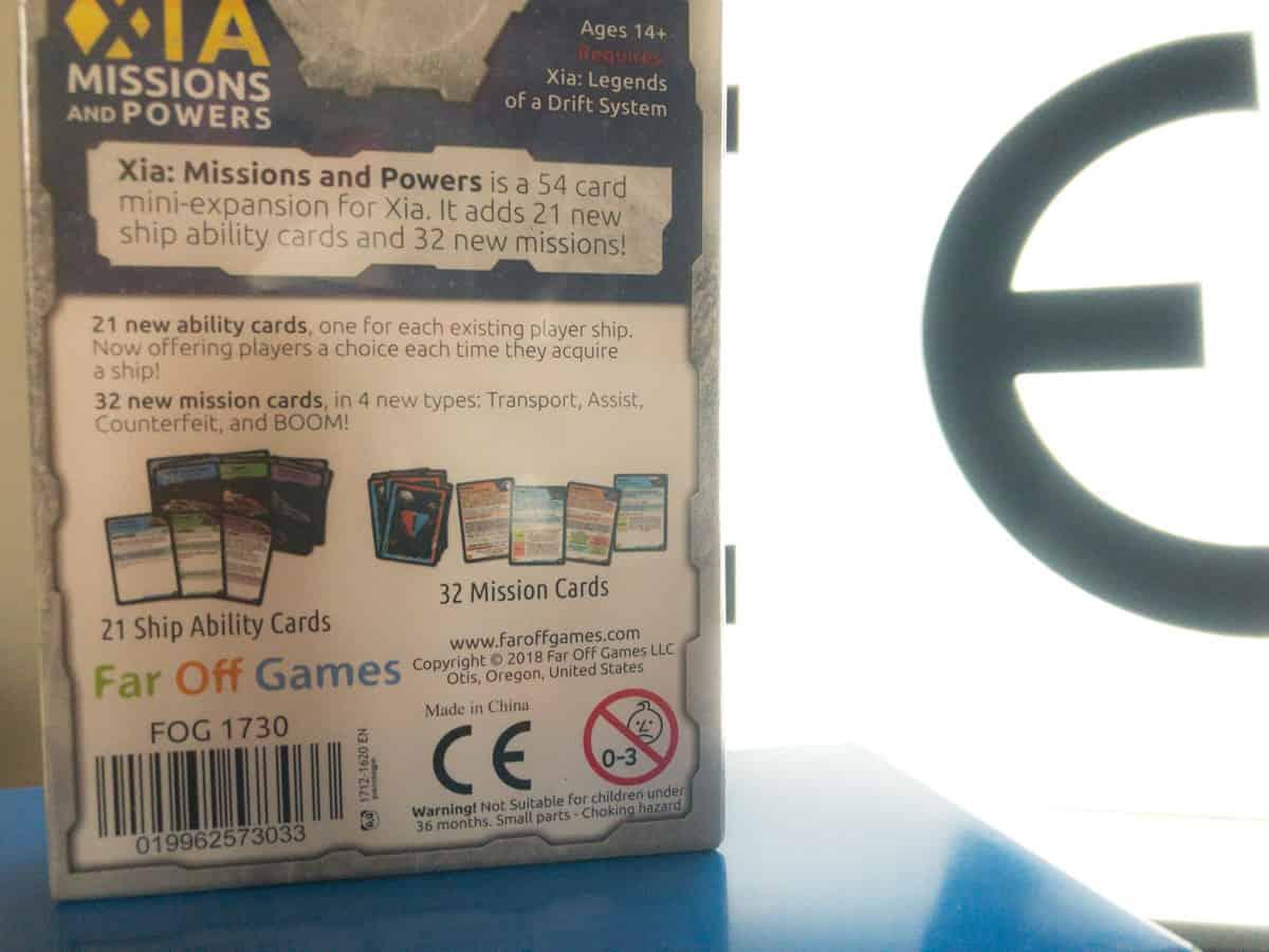 Xia mit CE-Kennzeichnung