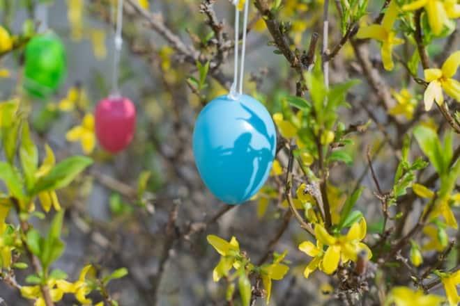 Ostern mit Blub