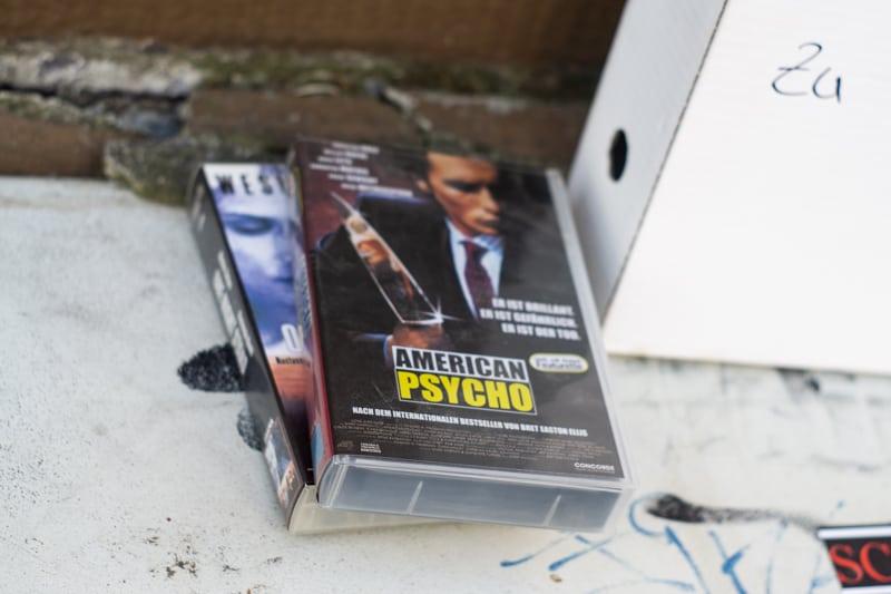 Psychos brauchen keine Fahrradhelme