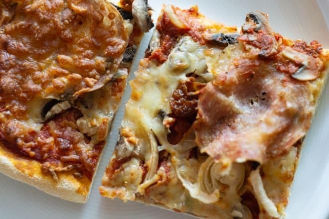 Ultimative Pizza
