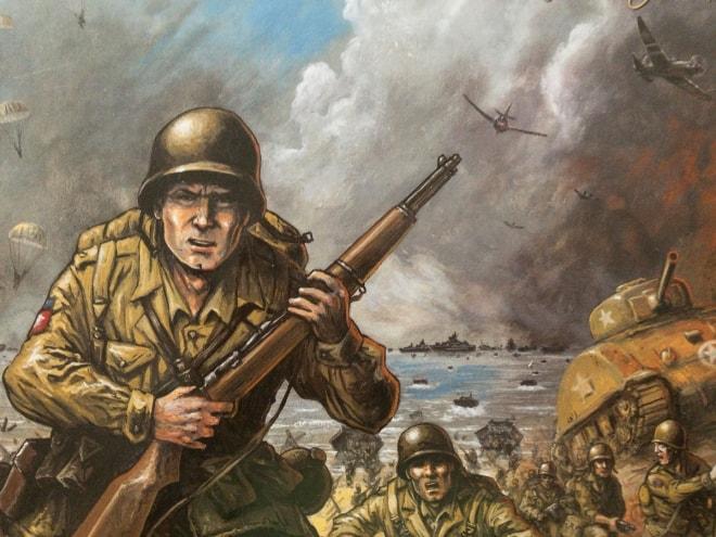 D-Day bei Memoir '44
