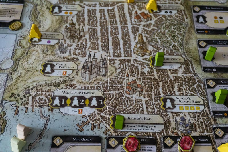 Lords of Waterdeep