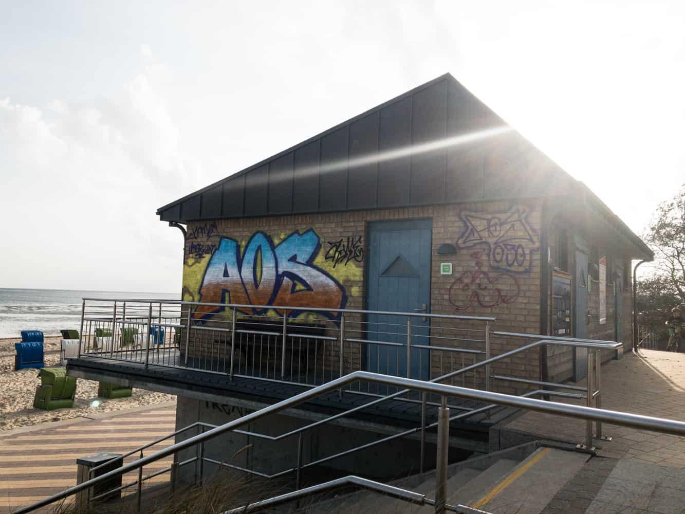 Flatrate für Graffiti