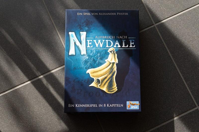 Newdale in der Sonne